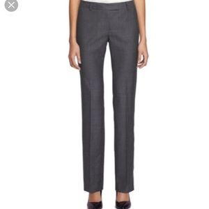 NWT Brooks Brothers 346 Lucia fit wool pants Sz 4